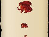 Royal Crimson Dragon