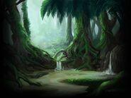 Jungle biome art