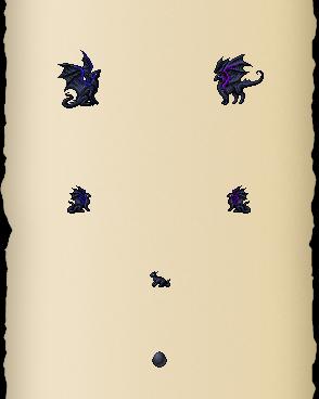 Dark Myst Pygmy