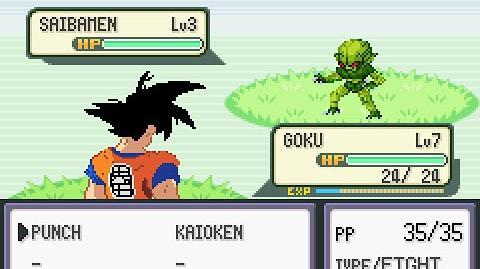 DBZ_Team_Training-_A_new_Pokémon_hack_!