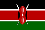 Flag of Kenya