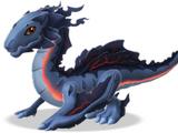Dragon OBSIDIENNE