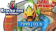 LE PLUS GROS BUG DE DRAGON MANIA LEGENDS ! Kracko'nyx DML Archives REPOST