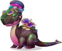 Dragon CHAMPIGNON