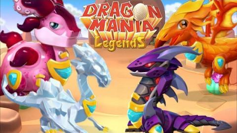 ALL 20 BOSS DRAGON Battles! - Dragon Mania Legends (KORLOTH, TWINKLES, MINI Final Boss Fights)