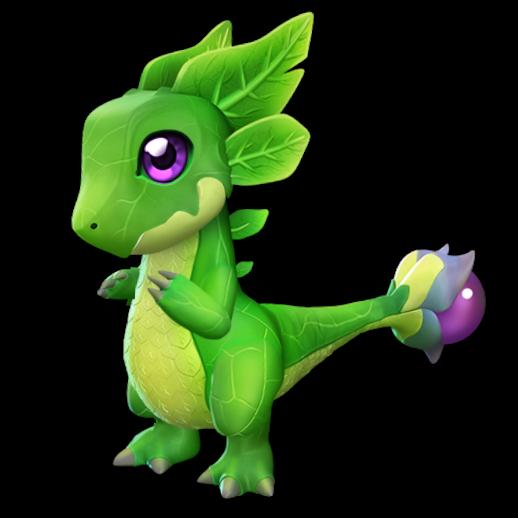 Dragon VEGETAL