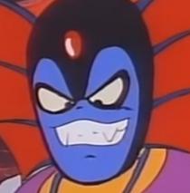 Hargon as he appears in Dragon Quest Yuusha Abel Densetsu