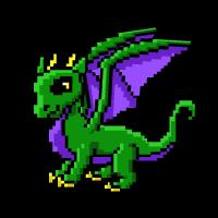 8 Bit Dragon