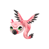 Flamingo Dragon