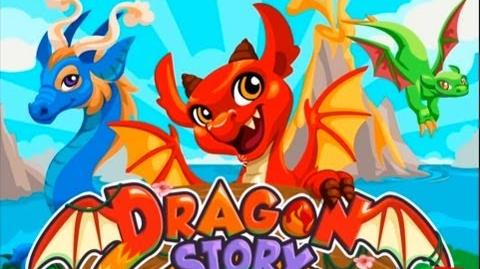 Dragon Story - Walkthrough Gameplay on iPad