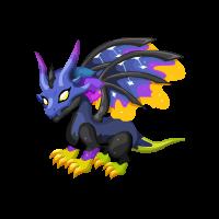 Stellar Aurora Dragon