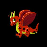 Ladybug Dragon
