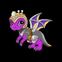 Warrior Queen Dragon