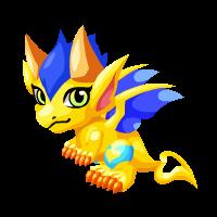 Amourshine Dragon