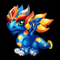 Primal Might Dragon