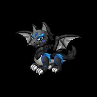 Frostwolf Dragon