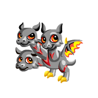 Cerberus Dragon