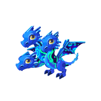 Azurite Dragon
