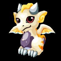 Frilly Dragon