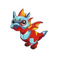 Crusader Dragon
