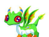 Tree Frog Dragon