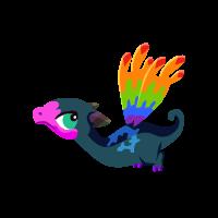 Double-Dye Dragon