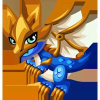 Bronze Age Dragon