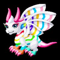 Chromastripe Dragon