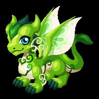 Filigree Dragon