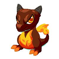 Firestorm Dragon