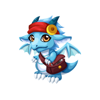 Courier Dragon
