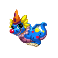 Clown Dragon