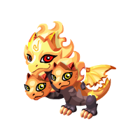Bonfire Dragon