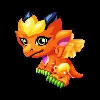 Petallic Dragon