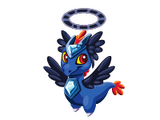 Dark Angel Dragon