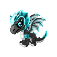 Black Ice Dragon