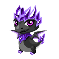 Cosmigloom Dragon