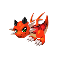 Lumberjack Dragon