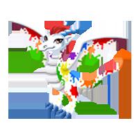 Art Gala Dragon Tales Event