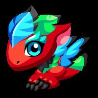 Kea Dragon