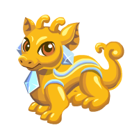 Chandelier Dragon