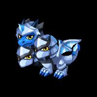 Ice Knight Dragon