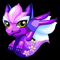 Violight Dragon
