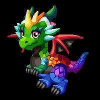 Neo Rainbow Dragon