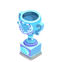 Airheart Crystal Trophy