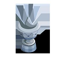 Cake Silver Trophy
