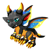 Gold Hunter Dragon