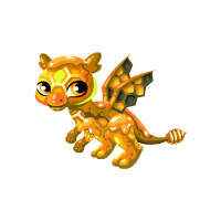 Honeycomb Dragon