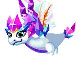 Crystal Charm Dragon