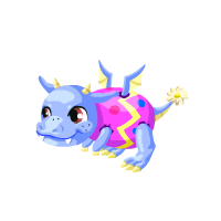 Easter Egg Dragon